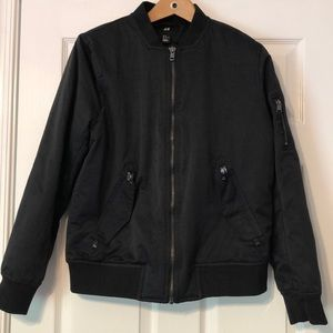 H&M Bomber Jacket - Medium